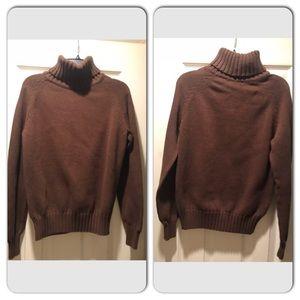 Jeanne Pierre turtleneck sweater size small